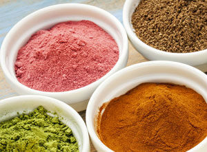 Fruits and Vegetable Powder Manufacturers Exporters Suppliers in India